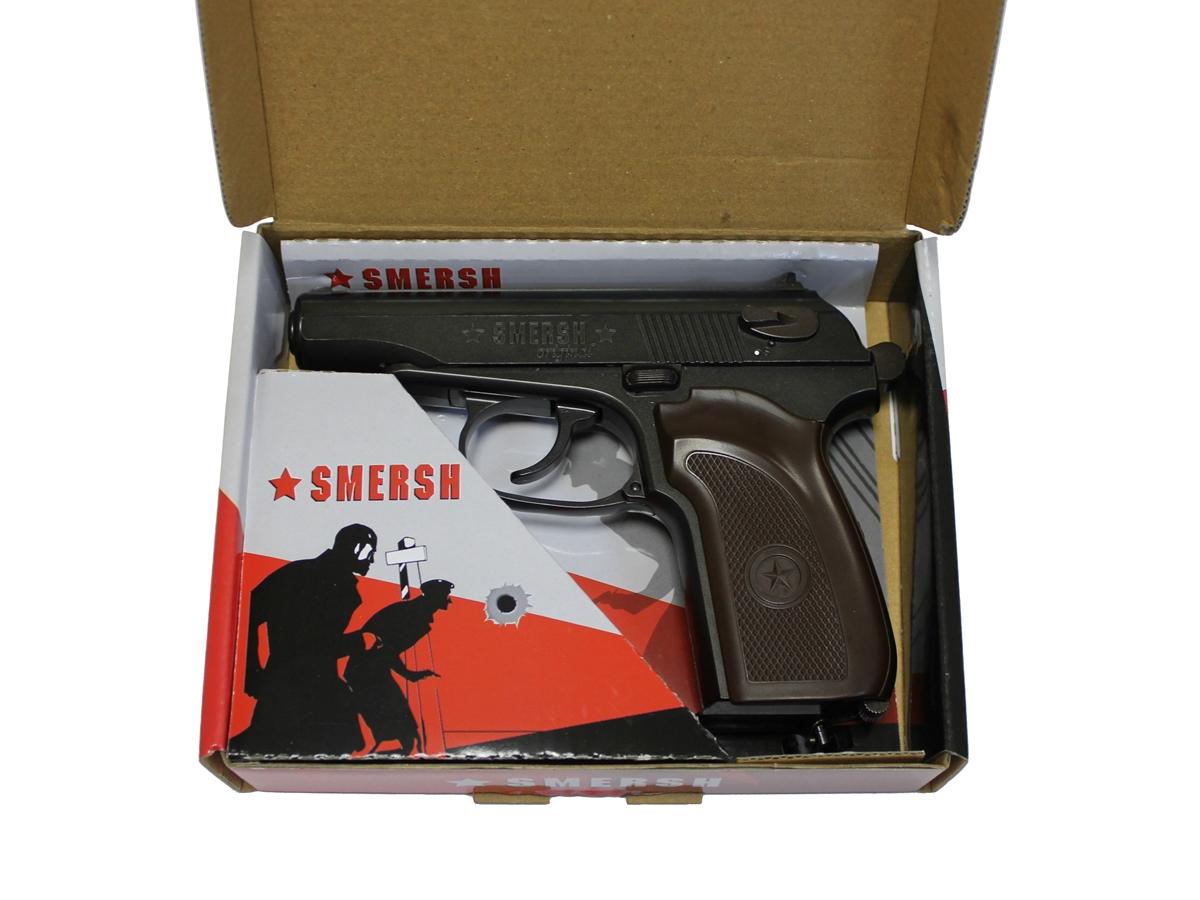 пневматический пистолет макарова схема без затвора